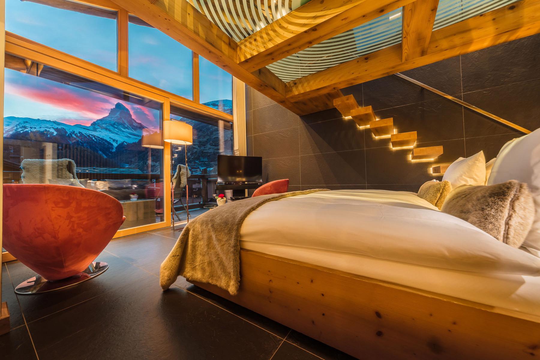 hotel bellerive zermatt urlaub in zermatt am matterhorn. Black Bedroom Furniture Sets. Home Design Ideas